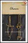 fashion accesories metal,antique embellishments metal,antique copper charm