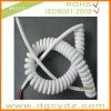 Custom PU Spiral Cord