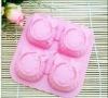 animal shape silicone cake mould bakeware/silicone baking mold