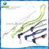 Plastic Zipper Lanyard