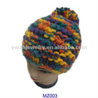 Hot winter lady knitted caps & hats