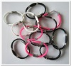 wholesale china factory OEM(rubber,silicone)bracelet/bangle accessories for women