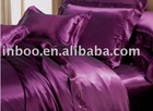 100% Plain Silk bedding sets , 19m/m , Seamless,Art. INB-809-39