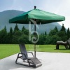 3905L Modern outdoor PE rattan lounge chair outdoor
