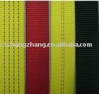 multi color polyester webbing for ratchet tie down