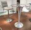 Barstool in leather,bar chair