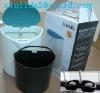 Plastic electronic rubbish bins office waste bins