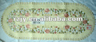 Cheap hand embroidery bamboo Table Runners
