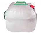 Folding water container F-03-301