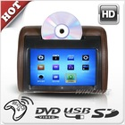 9 inch Headrest Car DVD Player(zip cover & wireless headphone optional)