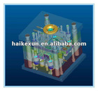 more than Five years of experience,we are Professional plastic mold manufacturing