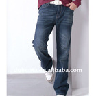 2011 Hot Selling Newest High Quality Design Fashion Formal Denim Jeans For Man In Humen