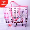 Digital printed promotional shopping bag