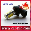 High-tech 11W 9005 High Power Auto LED lights Usd for Car Fog lamp