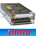 encolsed dual output switching power supply D-100-A