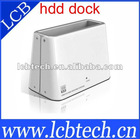 USB 3.0 SATA HDD Hard Drive Disk Docking U3 white