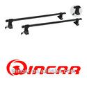 Universal aluminum and iron car roof rack