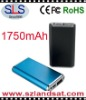 1750mAH Power Bank for Blackberry, Power Bank for ipad 2, Power Bank for iphone 4G, SLS-P19