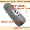 AT60 Waterproof Sport Video Camera Full HD 1920x1080