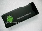 New IPTV MK802 HDMI Google TV Box Dongle Stick AllWinner A10 Android 4.0 Mini PC 1G RAM 4GB Nand Flash Smart TV