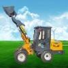 Assistant ZL10 mini backhoe loader