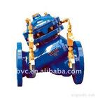 mutifunctional pump control valve