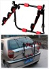 2 & 3 BIKE CARRIER CAR RACK BICYCLE CYCLE UNIVERSAL FITS MOST CARS REAR MOUNT