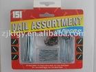 hardware nails assortment kit
