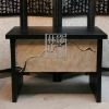 G049-30.72 Chinese Handmade Antique Bathroom Cabinet (high)