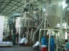 Powder salt leaching equipment