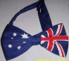 polyester printing bowtie