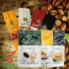 plastic coffee bag with zipper or valve /plastic zipper bag for coffee/plastic valve bag for coffee/plastic coffee bag