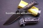 Browning hunting knife/folding hunting knife/folding survival pocket knife