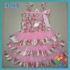 baby posh petti sweet lace chiffon satin dresses girls dresses