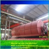 High Efficiency RCZ Pyrolysis Oil Waste Tire Plant