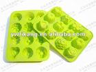 100% food-grade silicone cake molds
