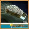 Summer promotional silicone usb bracelet