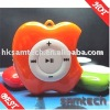 CHEAP!Cute apple shape mini fruit MP3 Player with tf interface in 256MB to 8GB