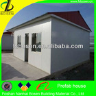 Modern portable steel living 2 bedroom cheap prefab cabin
