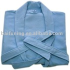 Microfiber Flannel Men's Robes