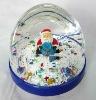 customized plastic snow globes