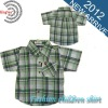 New design boy's short sleeve casual shirt
