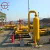 Gas Pressure regulator for station