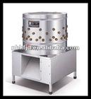 CE Marked High Efficiency Stainless Steel Chicken Plucker Machine