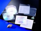 CD Sleeve white color paper material