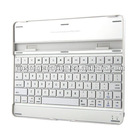Aluminum alloy bluetooth wireless keyboard