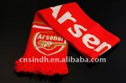 football fan scarf(acrylic scarf)