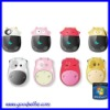 2GB 4GB sweet cow mp3 player with various face