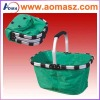 New Design fabric Folding Shopping Basket As Seen On Tv