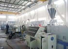 PVC pipe extruder line